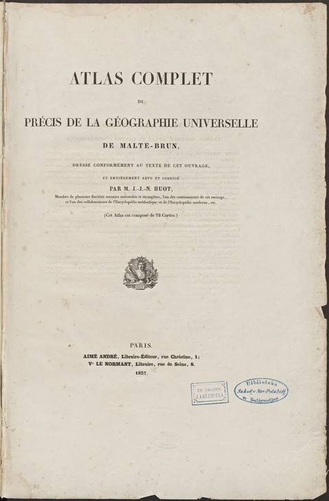 ATLAS COMPLETEurope ancienneEurope apès l´invas...