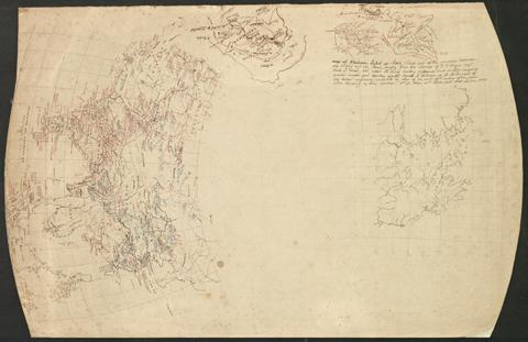 """Map of Kashmir, Ladok et little Tibet and of t..."